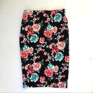 Gorgeous floral skirt